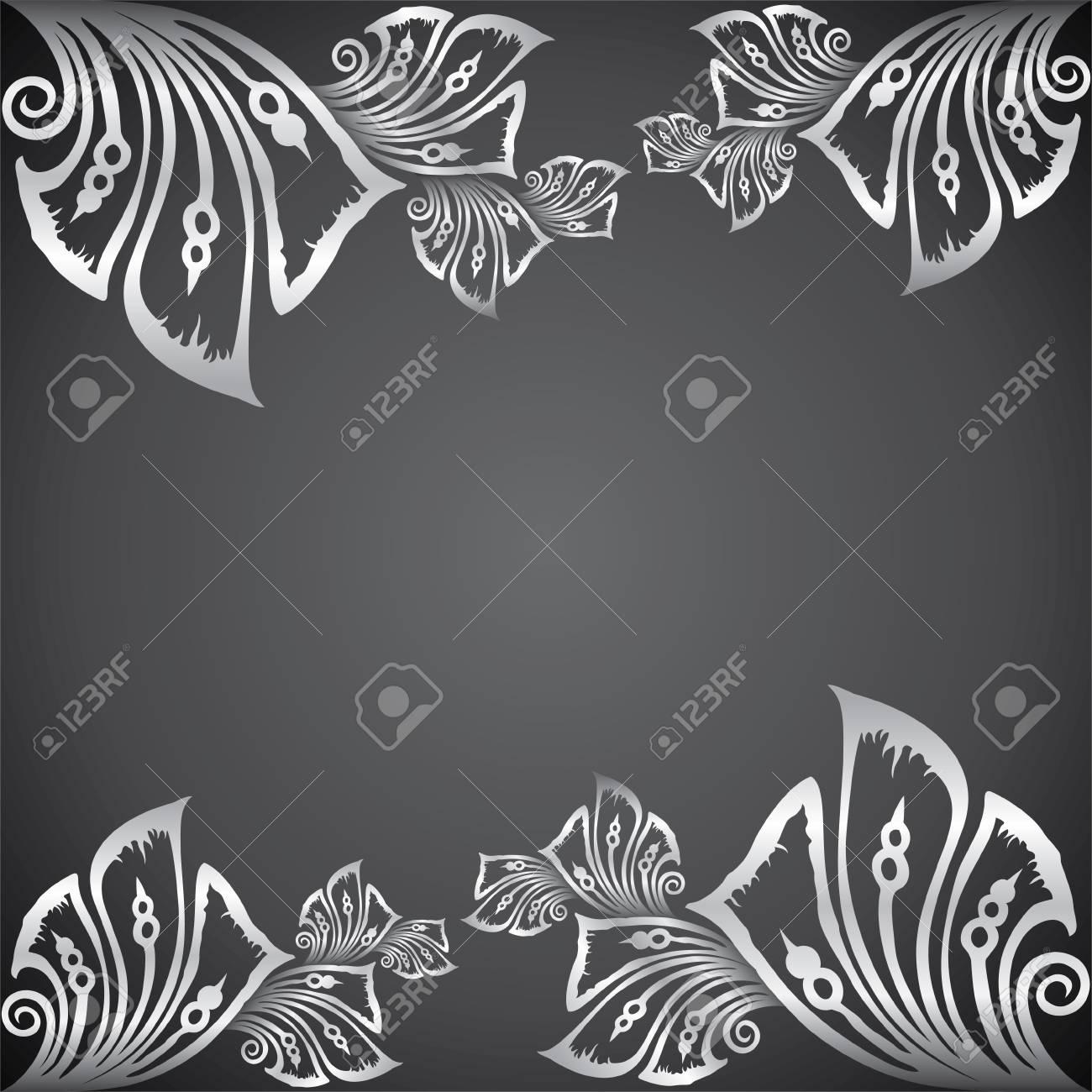classic design border background Stock Vector - 16904580