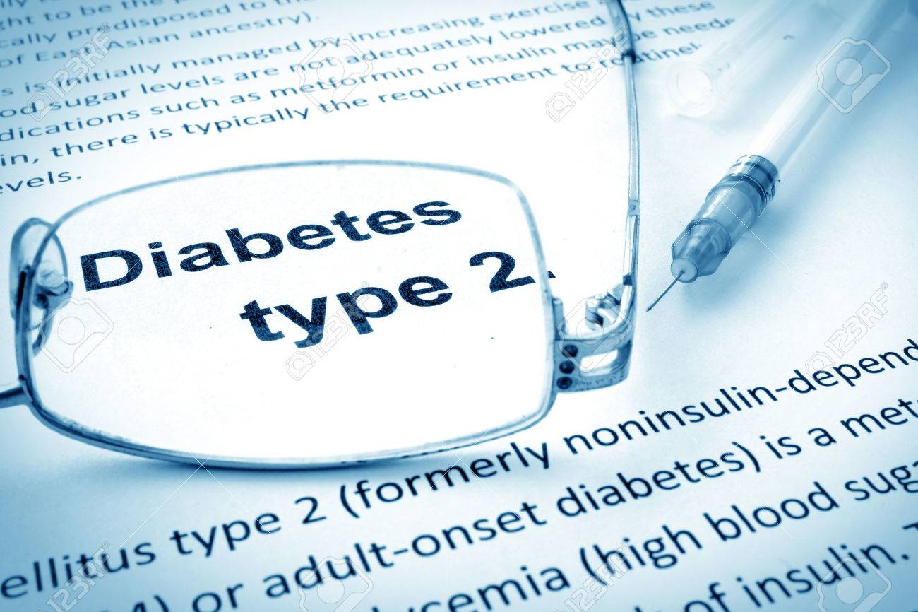 paper words diabetes type and glasses stock photo picture paper words diabetes type 2 and glasses stock photo 39658608