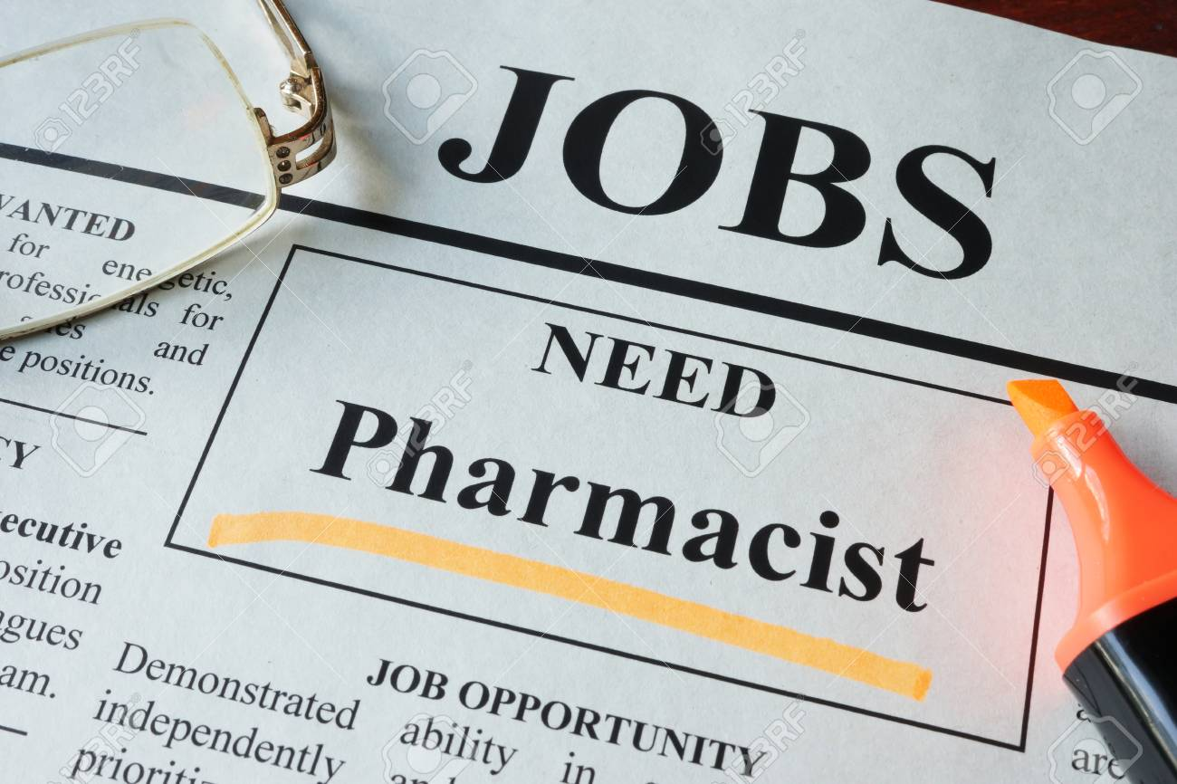 Image result for pharmacist job