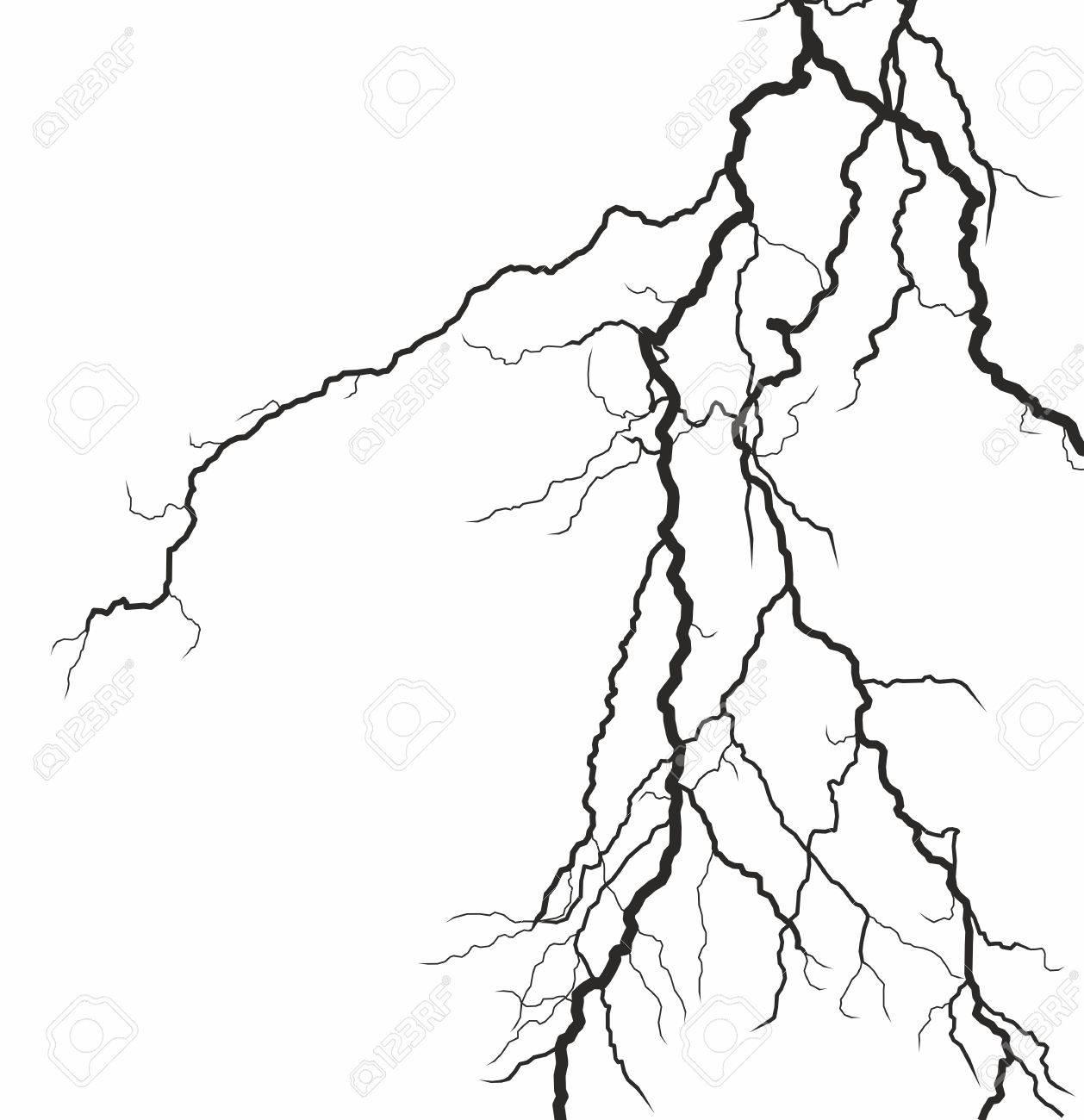 ラピュタの雷のイラスト素材ベクタ Image 54791993