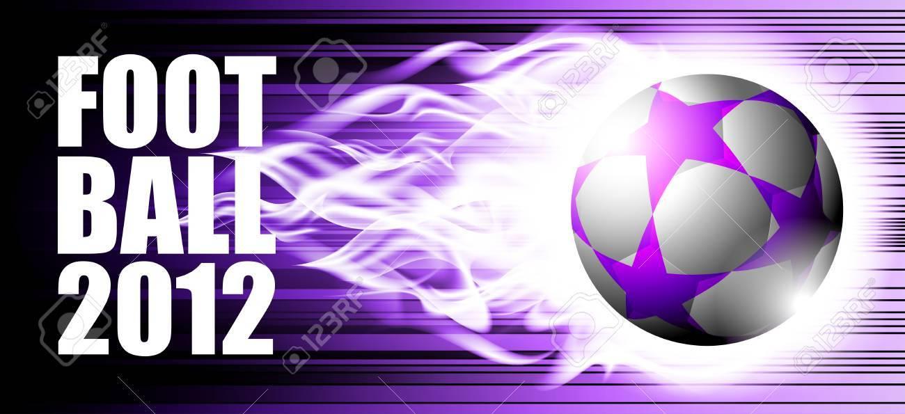 football Stock Vector - 10040642