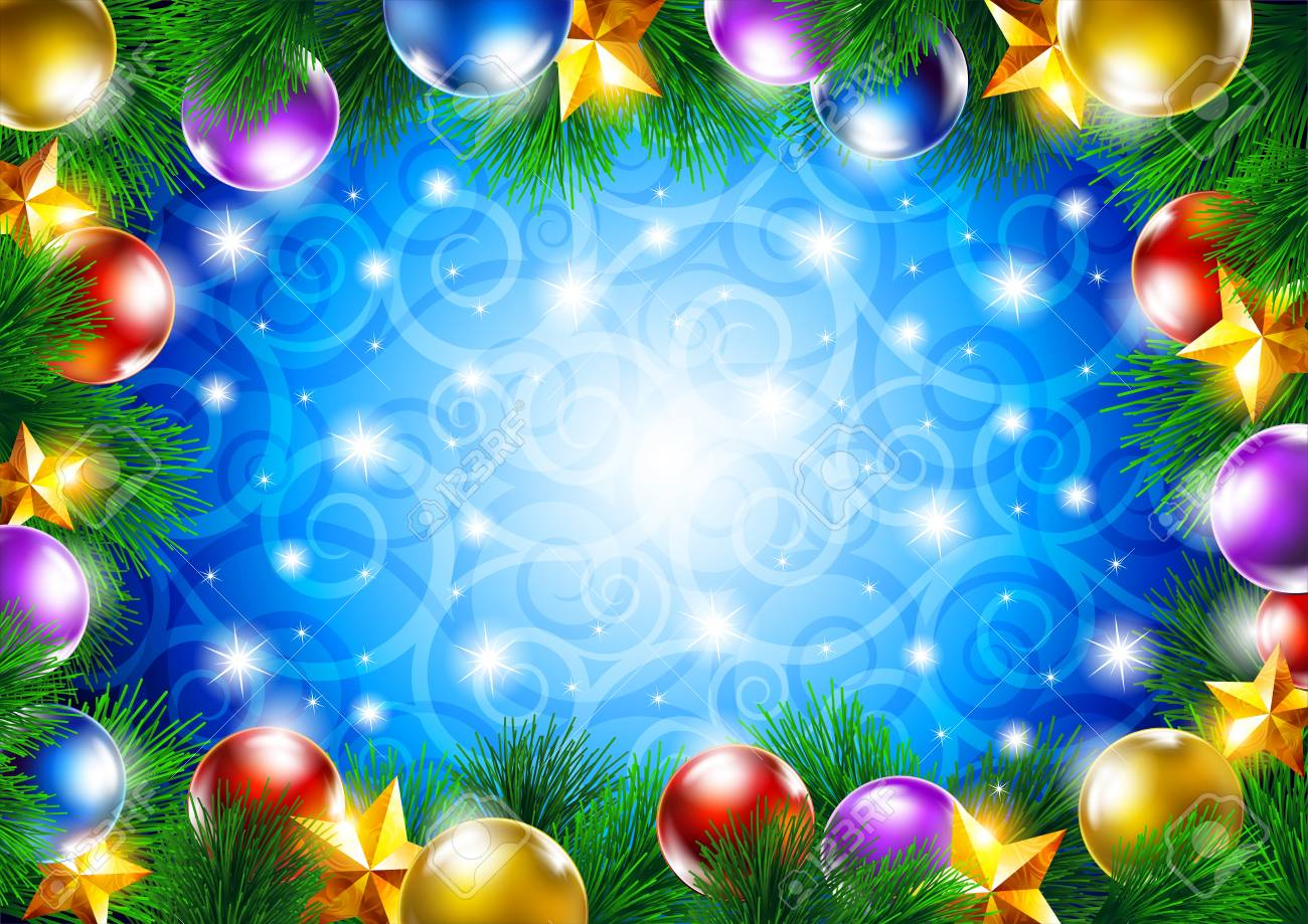 Christmas background Stock Vector - 15710999