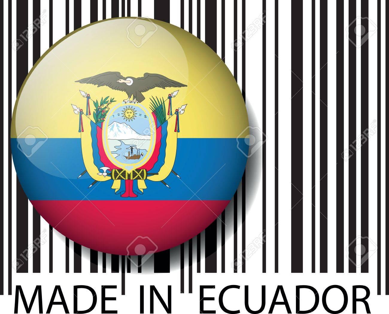Ecuador Vector Vector Illustration Ecuador
