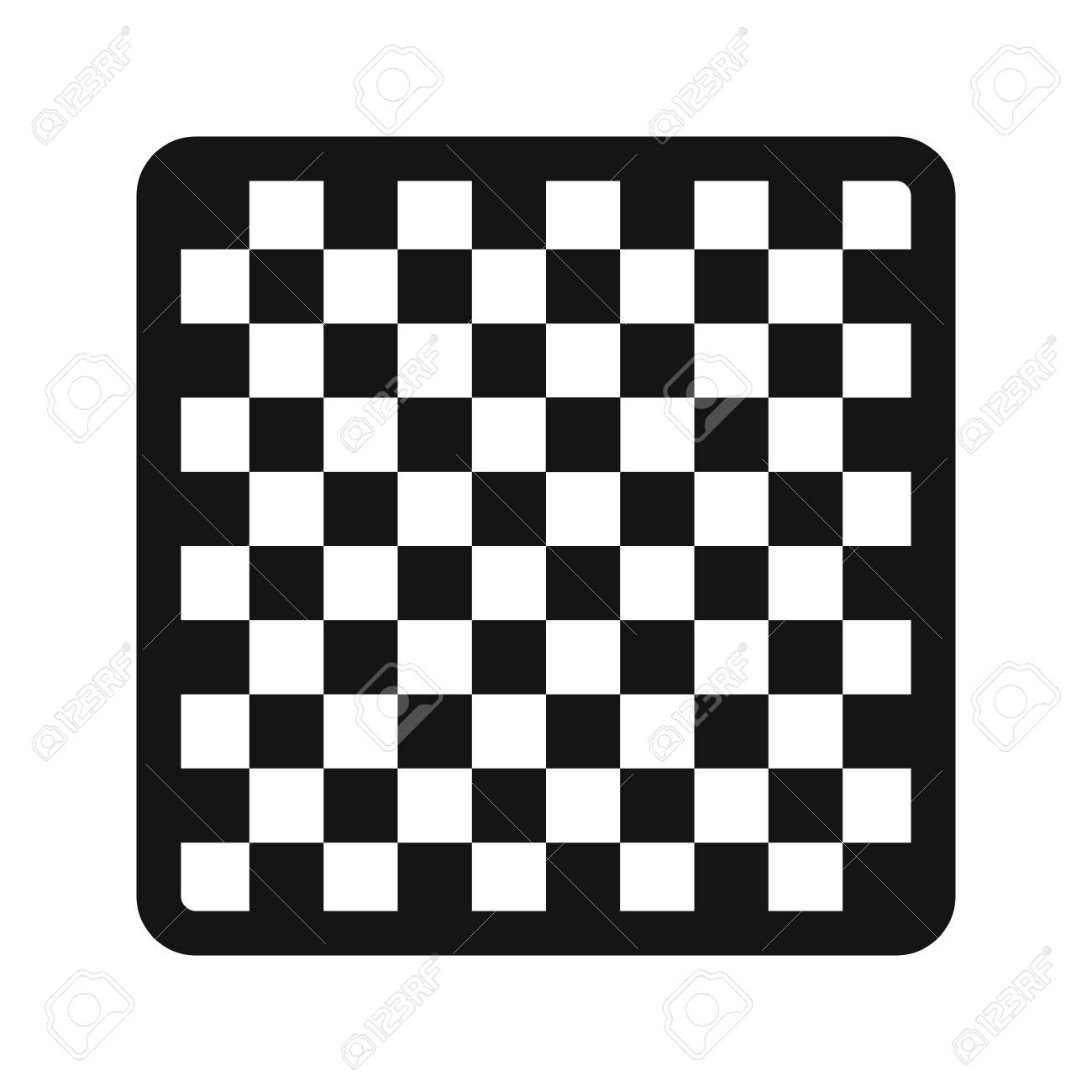 Chess Sign Icon Vector Illustration For Personal And Commercial
