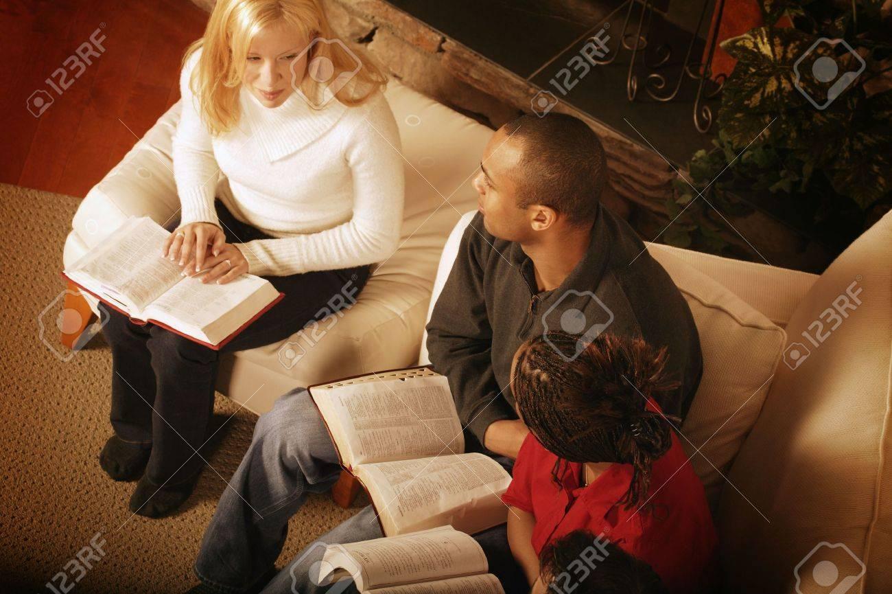 Bible study Stock Photo - 6213342