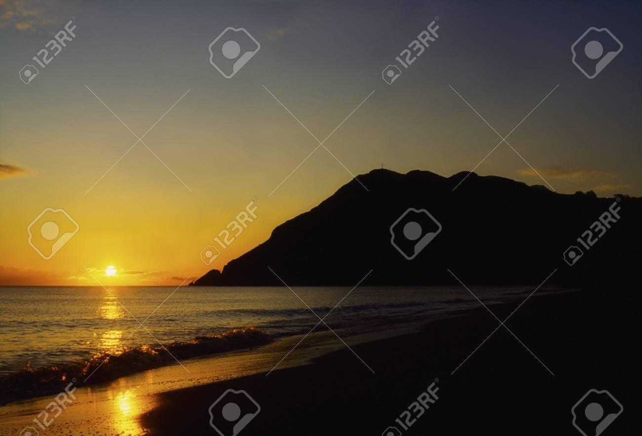 Bray Head and Beach, Co Wicklow, Ireland Stock Photo - 7188197