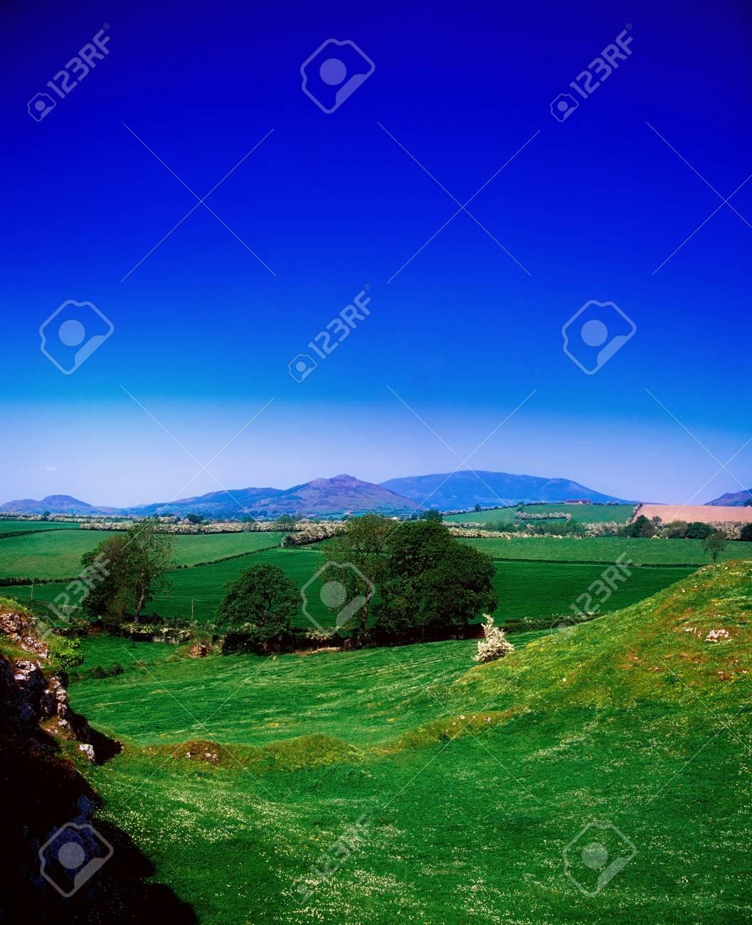 Co Louth near Castle Roche, Ireland Stock Photo - 7188191