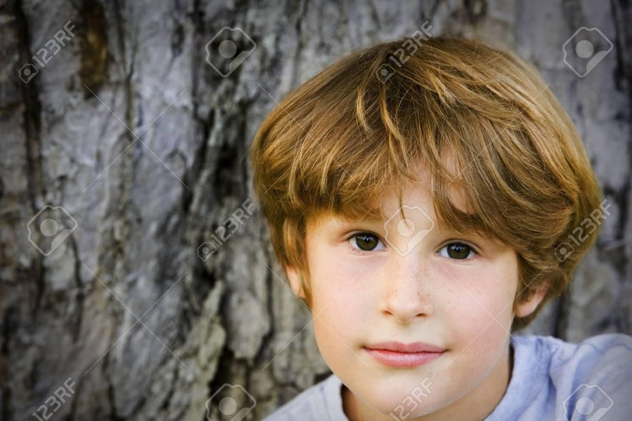 Portrait of boy Stock Photo - 7192997