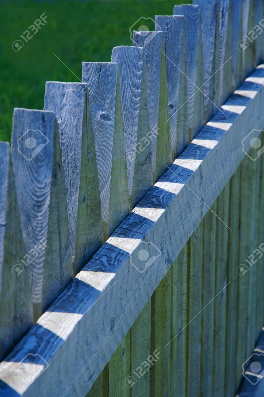 Picket fence Stock Photo - 7190155