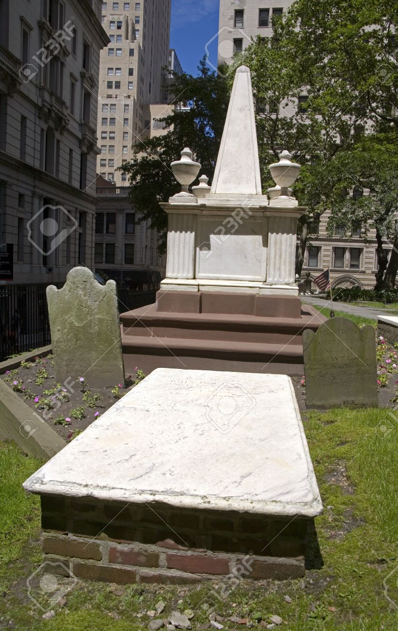 Image result for alexander hamilton grave
