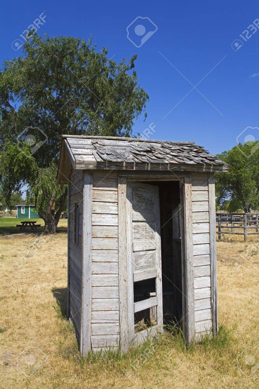 Outhouse Fort Missoula Historical Museum Missoula Montana - Historical museums in usa