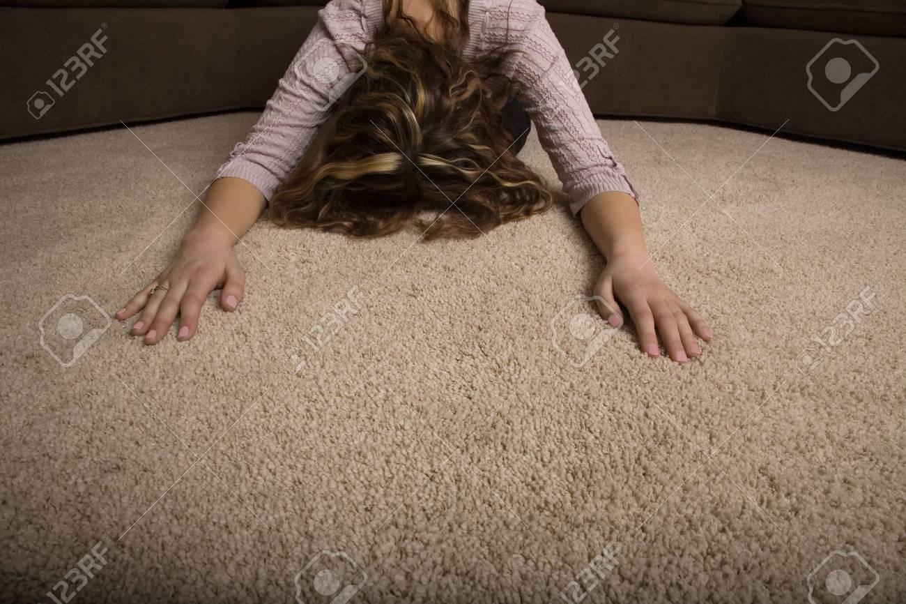 A woman praying Stock Photo - 7210805