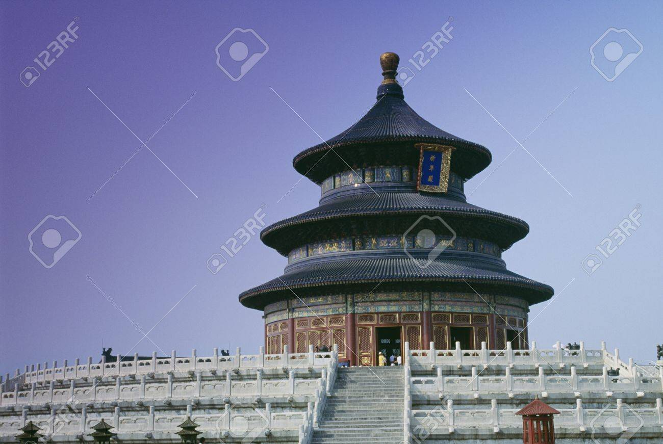 Temple of Heaven in Beijing, China Stock Photo - 7559474