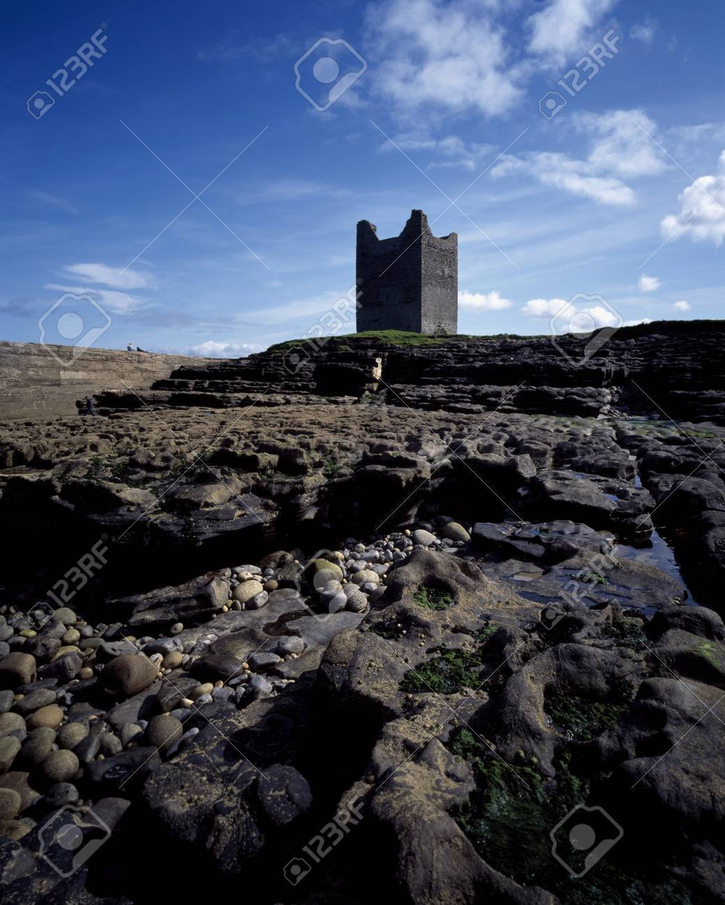 Castle, Co Sligo, Ireland Stock Photo - 8242721