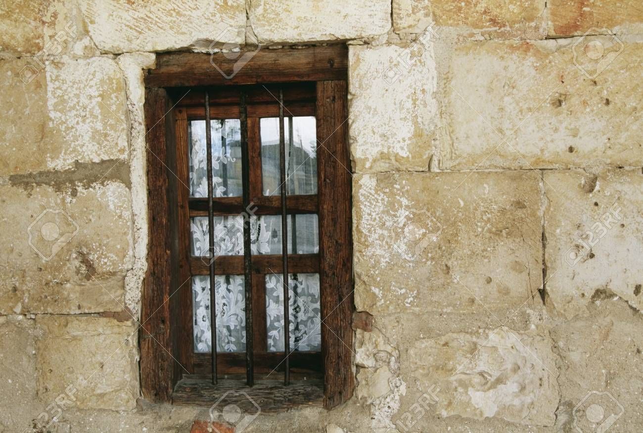 Window with wooden frame Stock Photo - 8243694