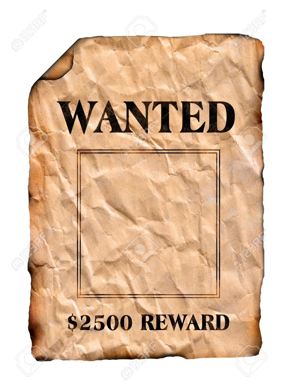 Doc450633 Free Printable Wanted Poster 19 FREE Wanted Poster – Free Printable Wanted Poster