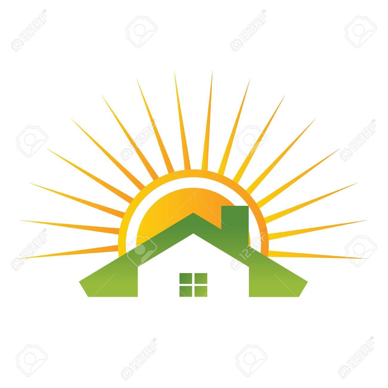 House with roof - 9576139