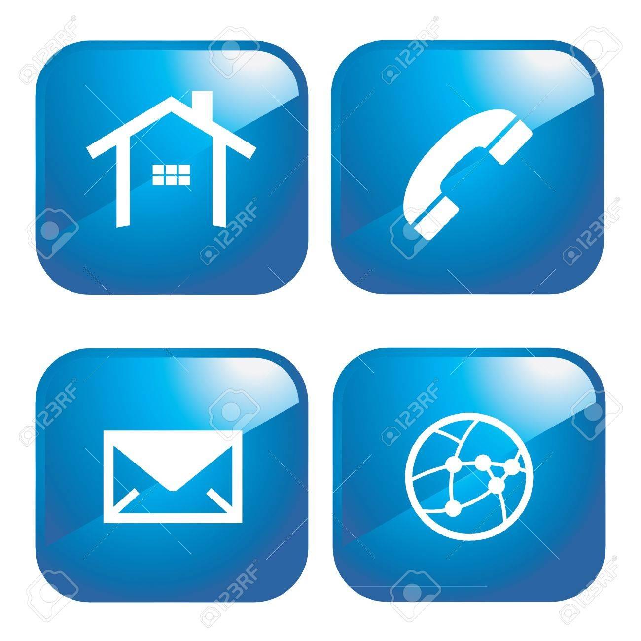 Internet web 20 icons royalty free cliparts vectors and stock internet web 20 icons stock vector 9757930 sciox Choice Image