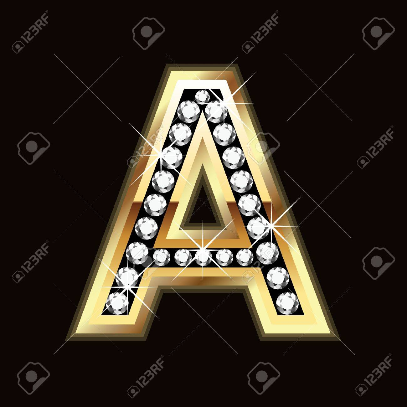 A bling Stock Vector - 9757953