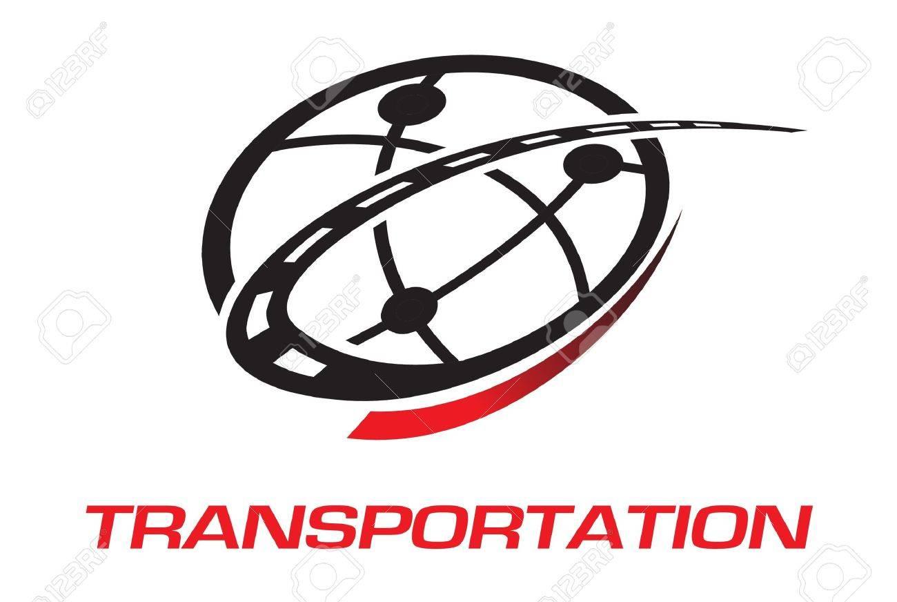 Transport logo Stock Vector - 13150316