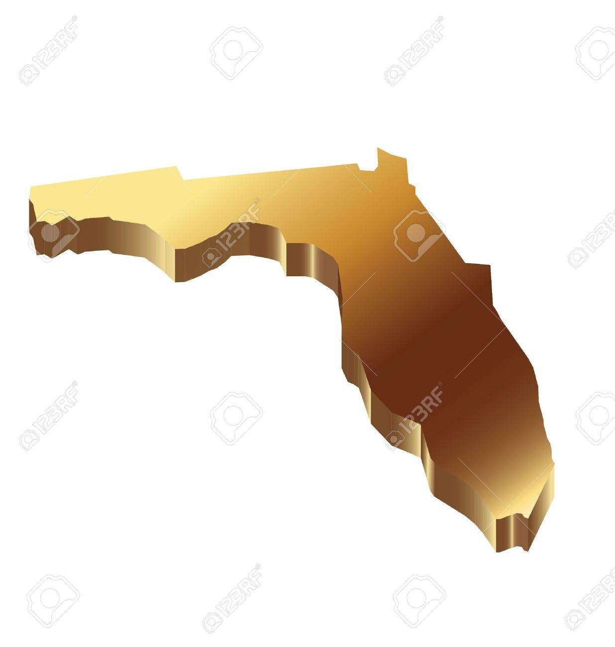 4,662 Florida Stock Vector Illustration And Royalty Free Florida ...