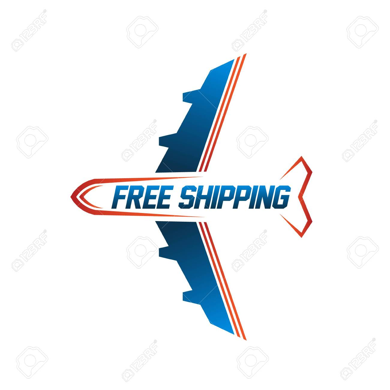 Free Shipping Air Cargo Image Royalty Free Cliparts Vectors And Stock Illustration Image 29959324