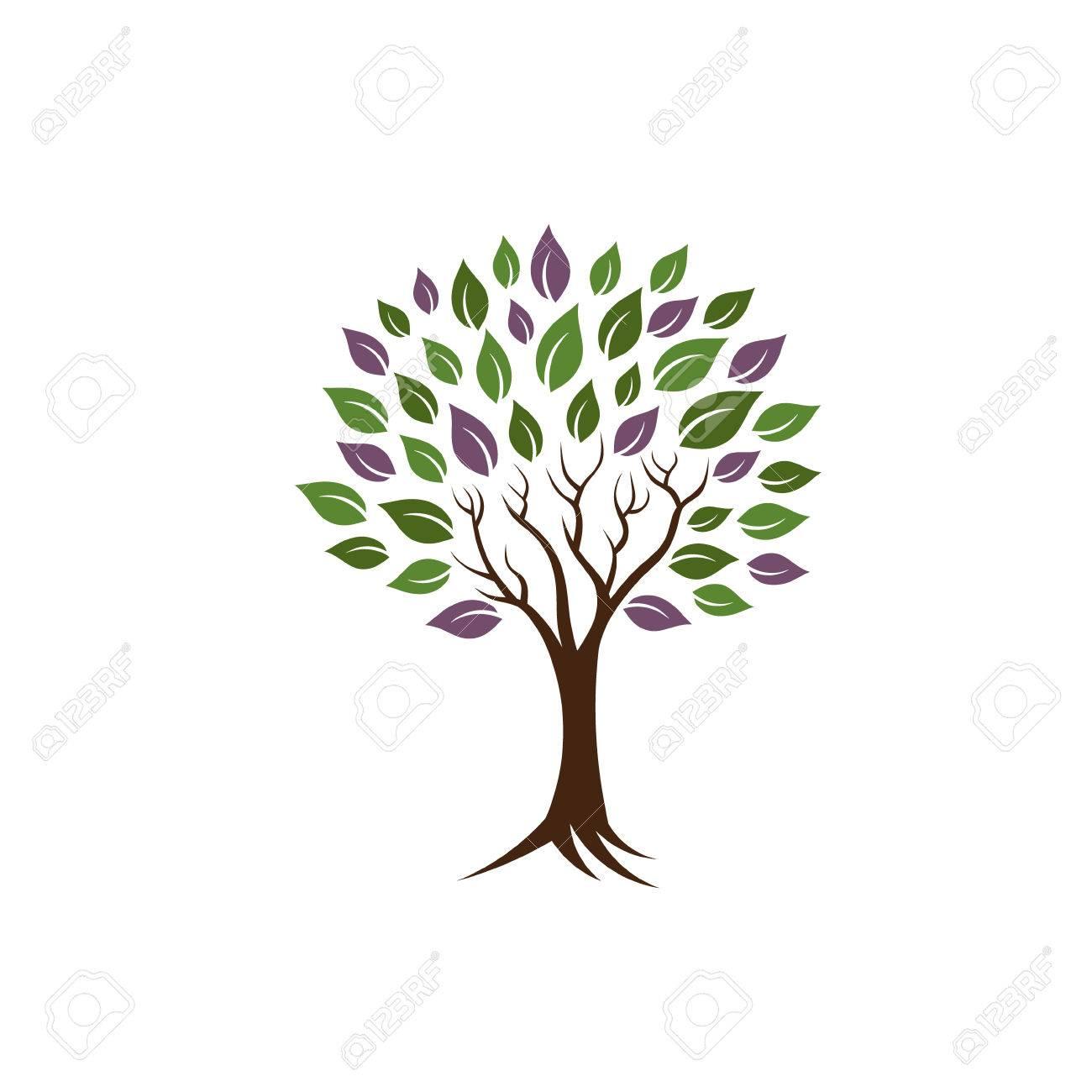 Imagen árbol De La Vida Concepto De Felicidad Joven Y Saludable