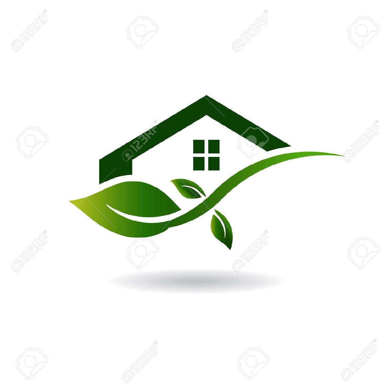 Green House Business Archivio Fotografico - 40574828