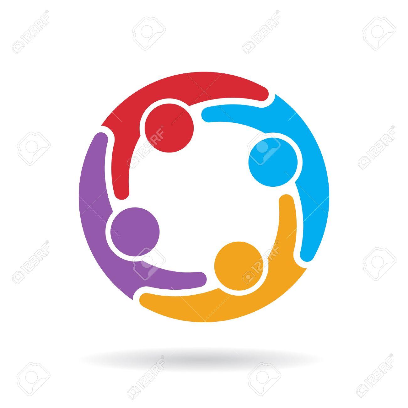 Social media network logo - 45795181