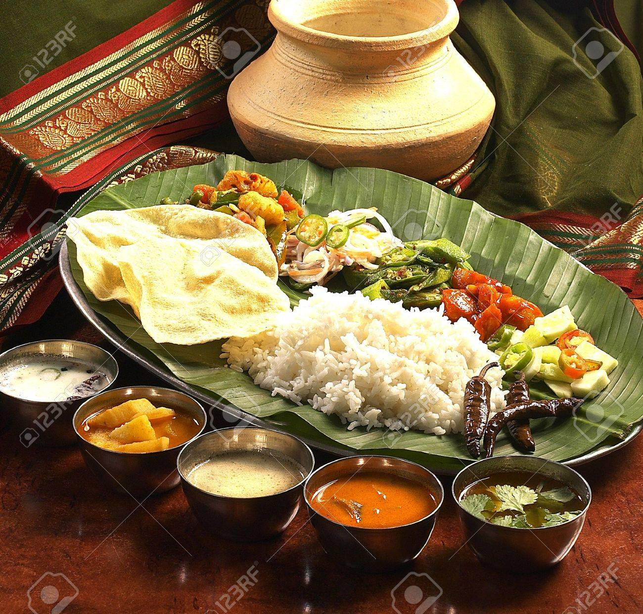 indian traditional food. Stock Photo - 5412493