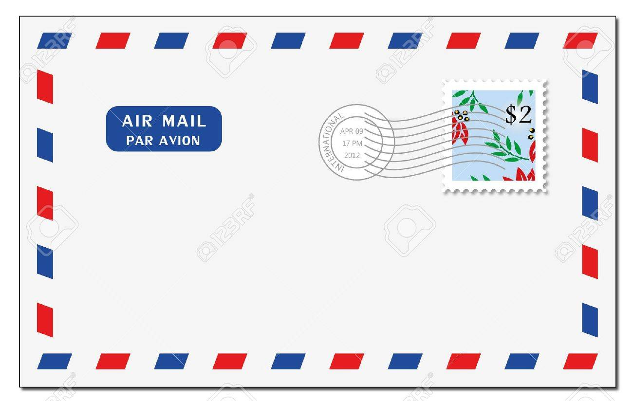 Air Mail Stock Photos & Pictures. Royalty Free Air Mail Images And ...