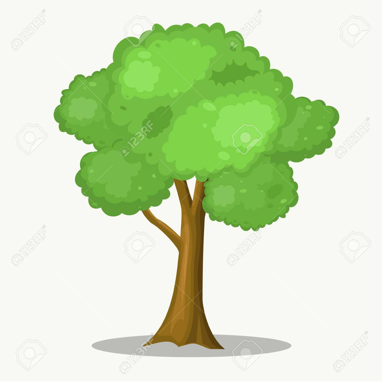 Big Tree Cartoon Illustration For Park And Forest Scene Royalty Free Cliparts Vectors And Stock Illustration Image 66481202 49,000+ vectors, stock photos & psd files. big tree cartoon illustration for park and forest scene