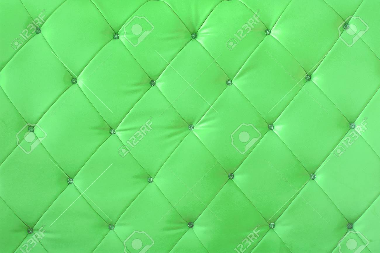 Green leather texture Stock Photo - 20721417