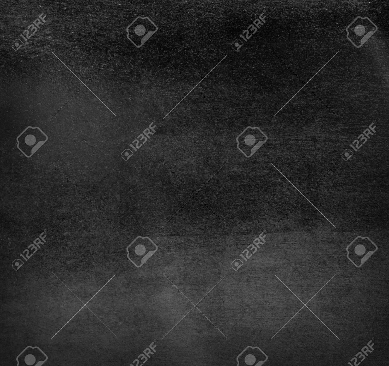 Black cement wall texture background - 128663190