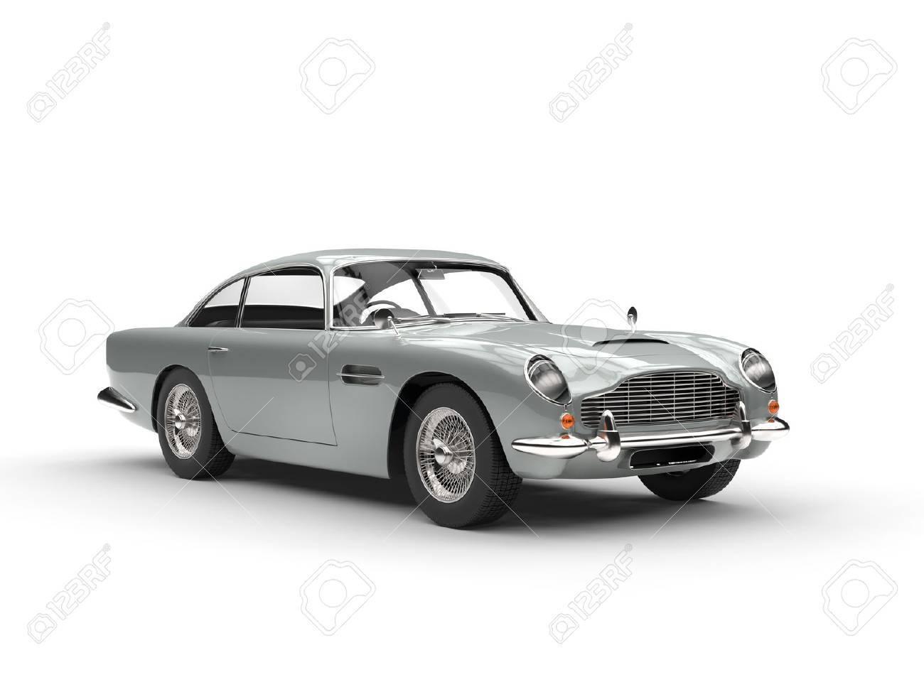 Classic vintage car - 54729571