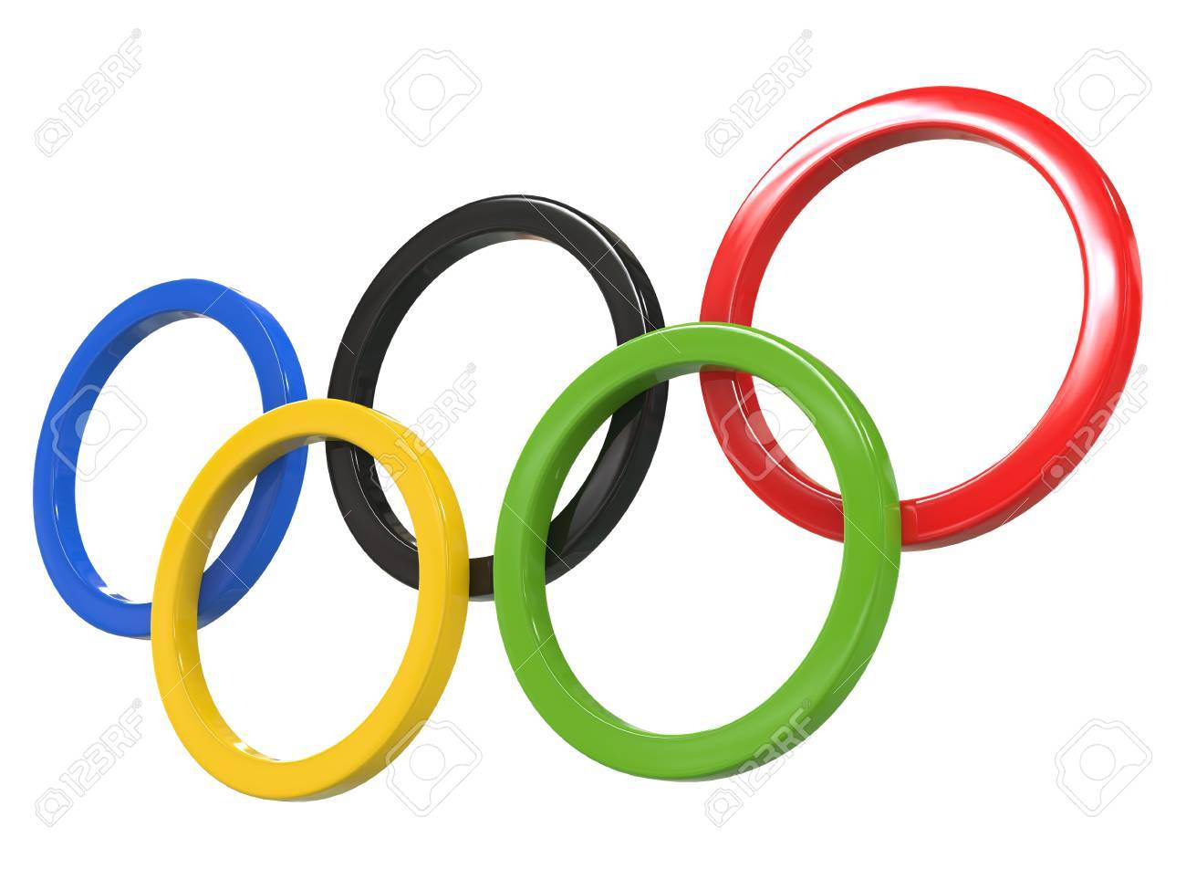 Olympic games rings side angle shot 3d illustration stock olympic games rings side angle shot 3d illustration stock photo 62235686 biocorpaavc Images