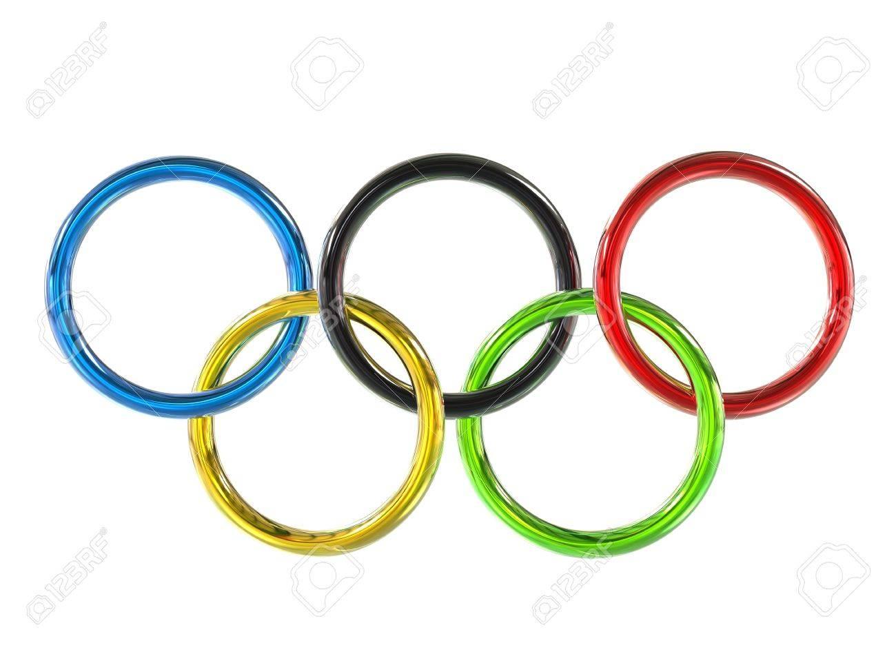 51b4ad5326f72d Anneaux jeux olympiques chrome métallique banque images jpg 1300x975 Anneaux  jeux olympiques