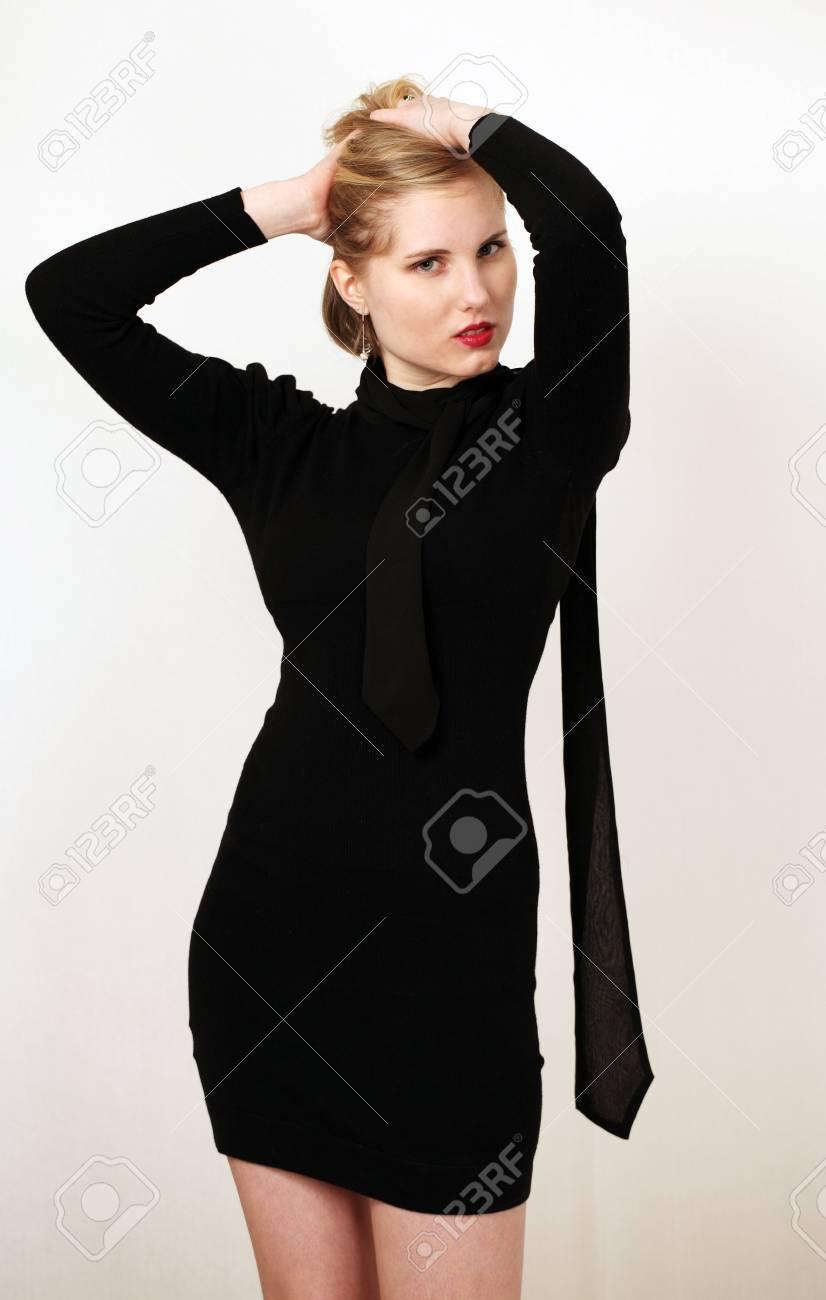 Stylish fashion model Stock Photo - 8715013