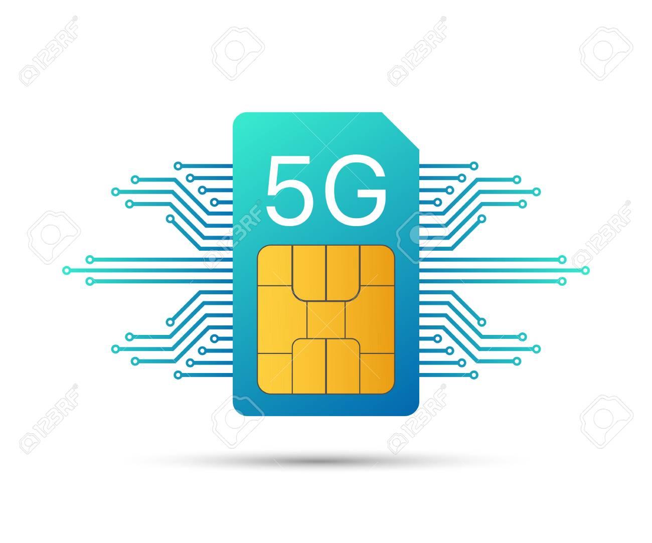 Image result for 5 G SIM
