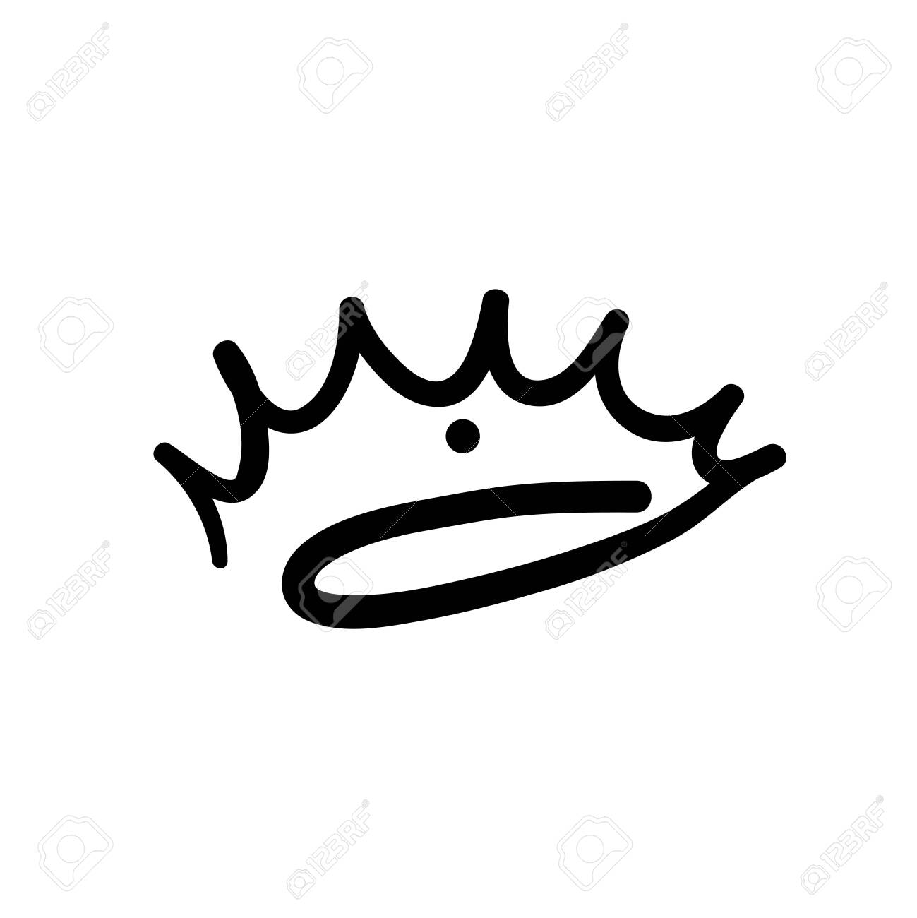 Cartoon Crown Graffiti – Crown graffiti free vector we have about (1,194 files) free vector in ai, eps, cdr, svg vector illustration graphic art design format.