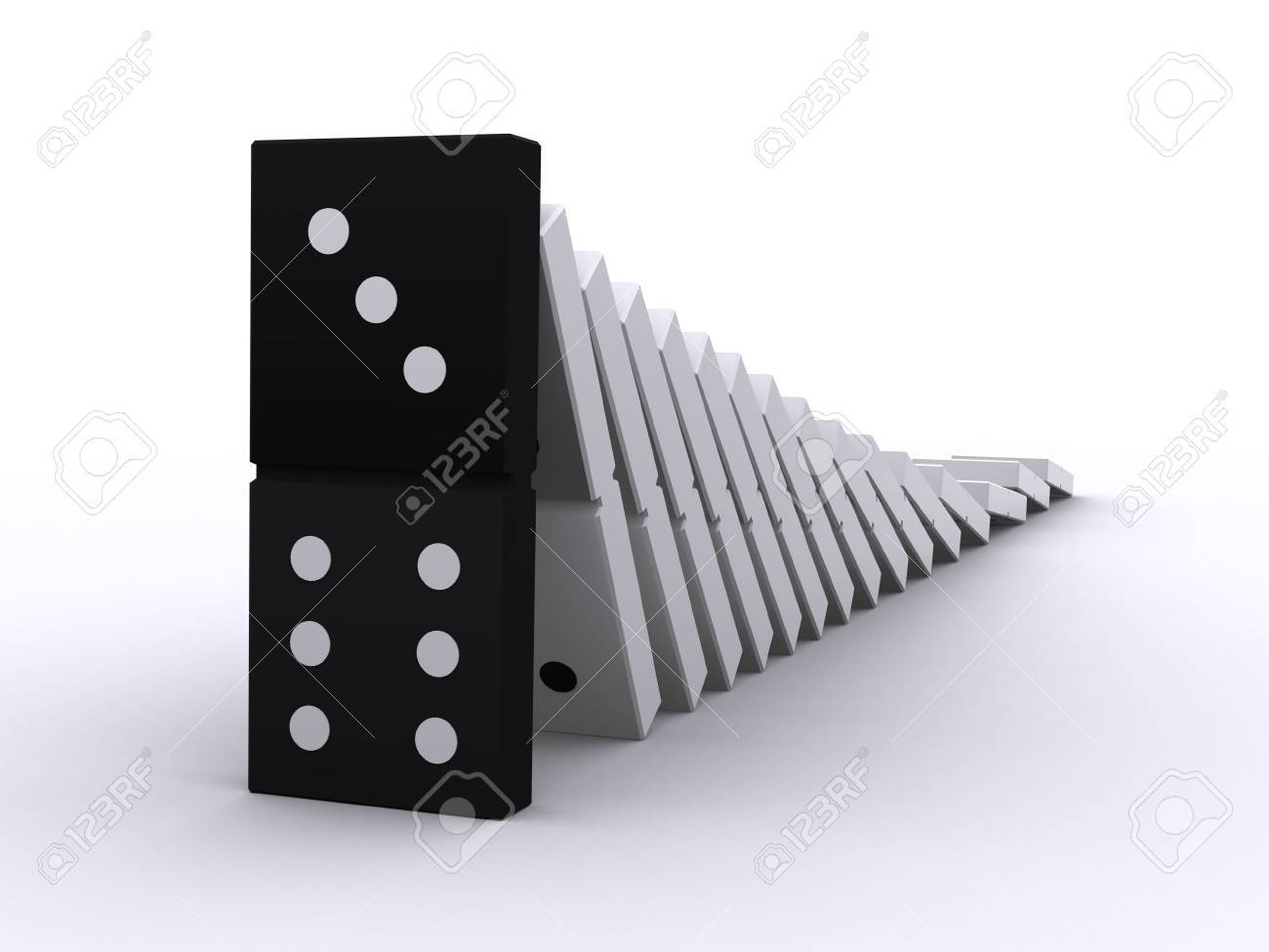 domino effect stock photo picture and royalty image image stock photo domino effect