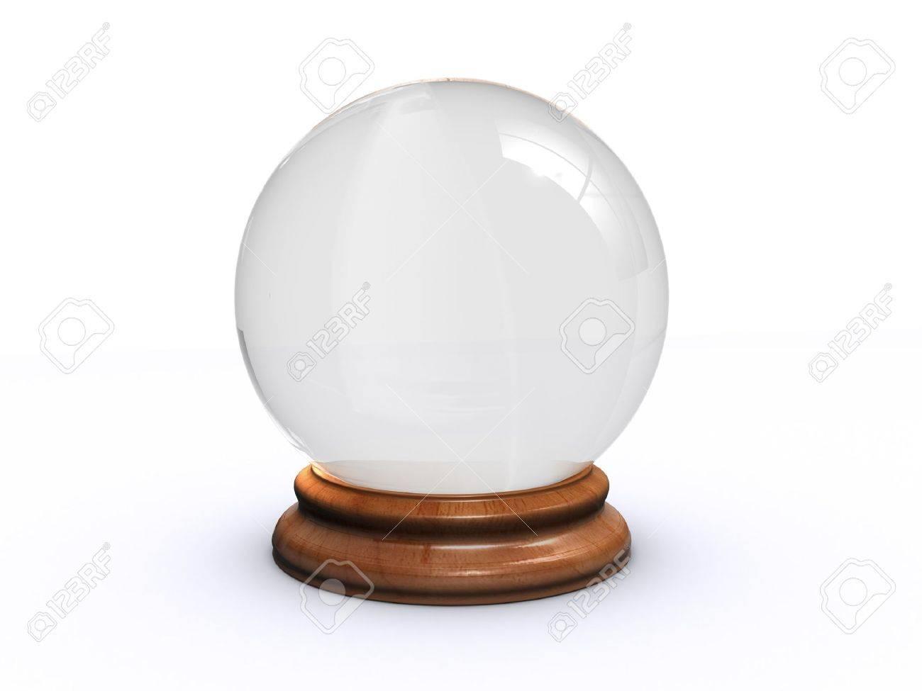 glass ball - 8490697
