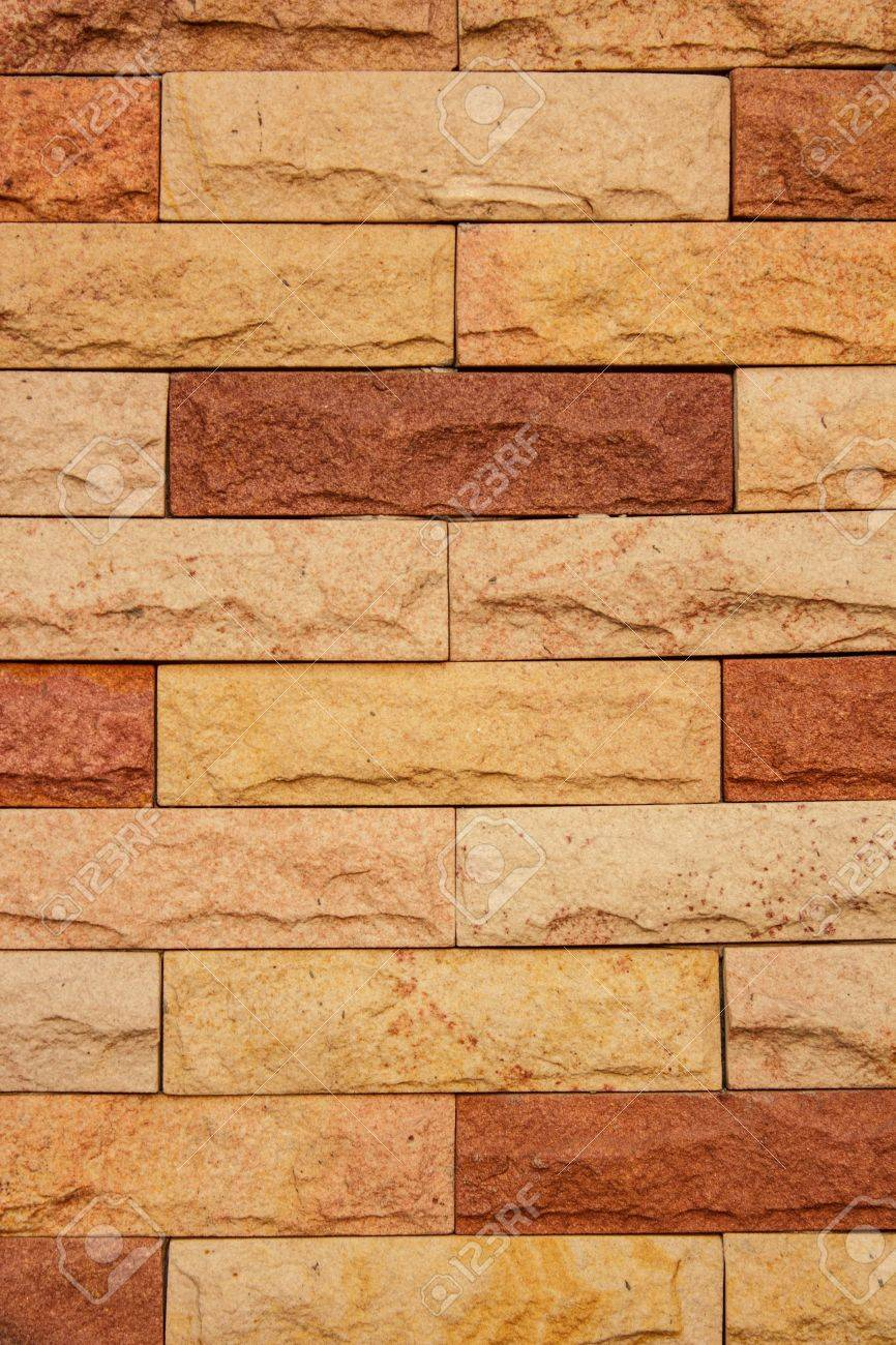 Tile to tile pieces on the wall Stock Photo - 18347384