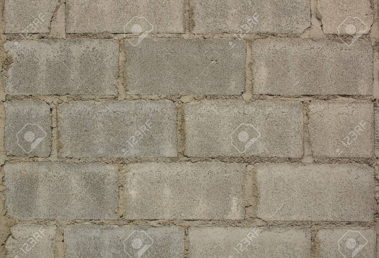 Bricks with plastered wall stronger Stock Photo - 19189176