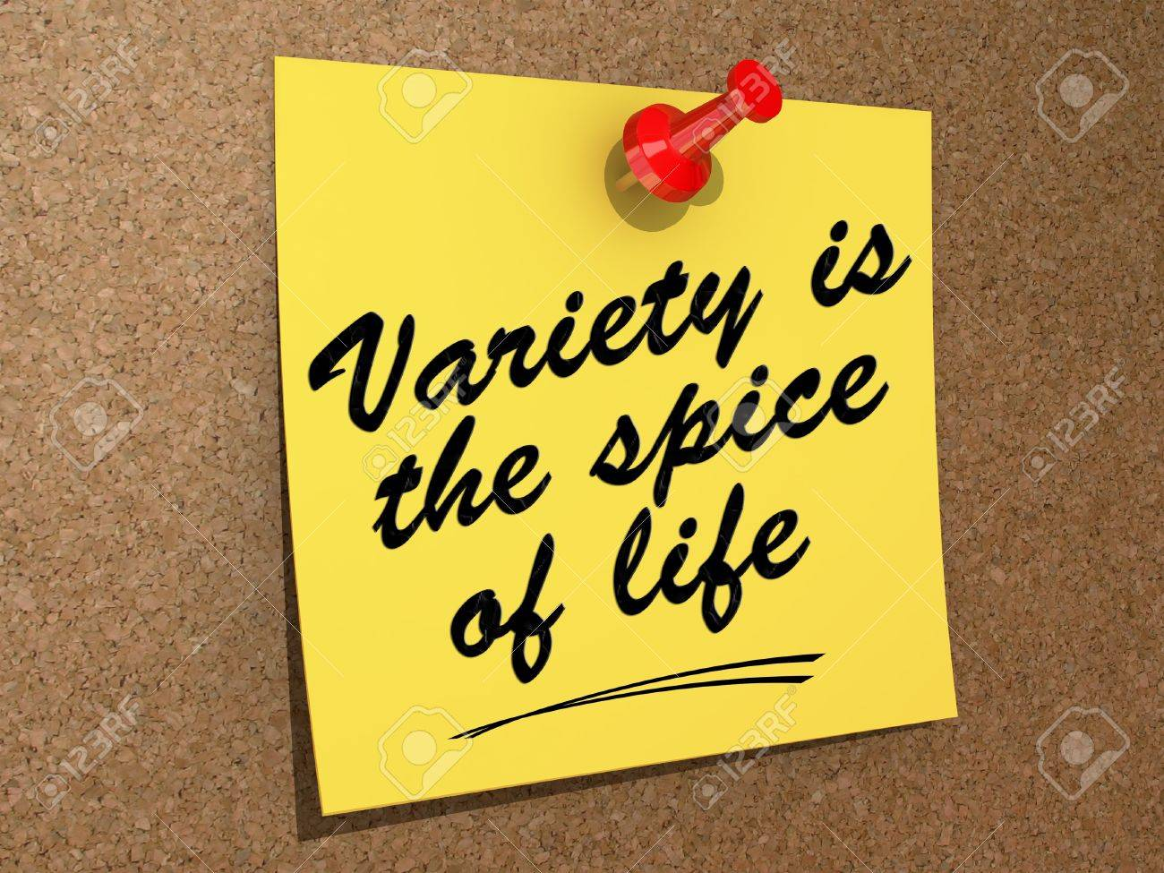 Image result for variety is the spice of life