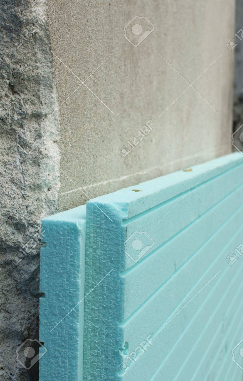 Soundproofing and insulation with streriopor Stock Photo - 11169985