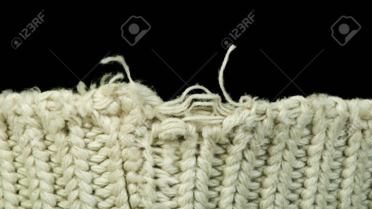c25c4862d471ec Old knit sweater background. Beige color. Studio shot Stock Photo - 18232463
