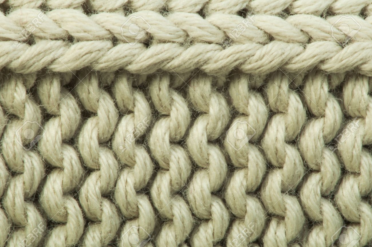 88645d64faa534 Old knit sweater background. Beige color. Studio shot Stock Photo - 18236477