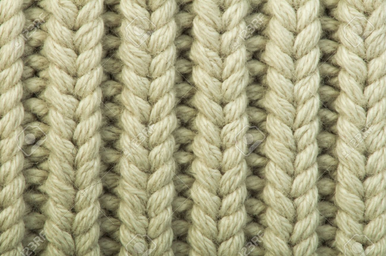 ce60bb8889a05b Old knit sweater background. Beige color. Studio shot Stock Photo - 18225012