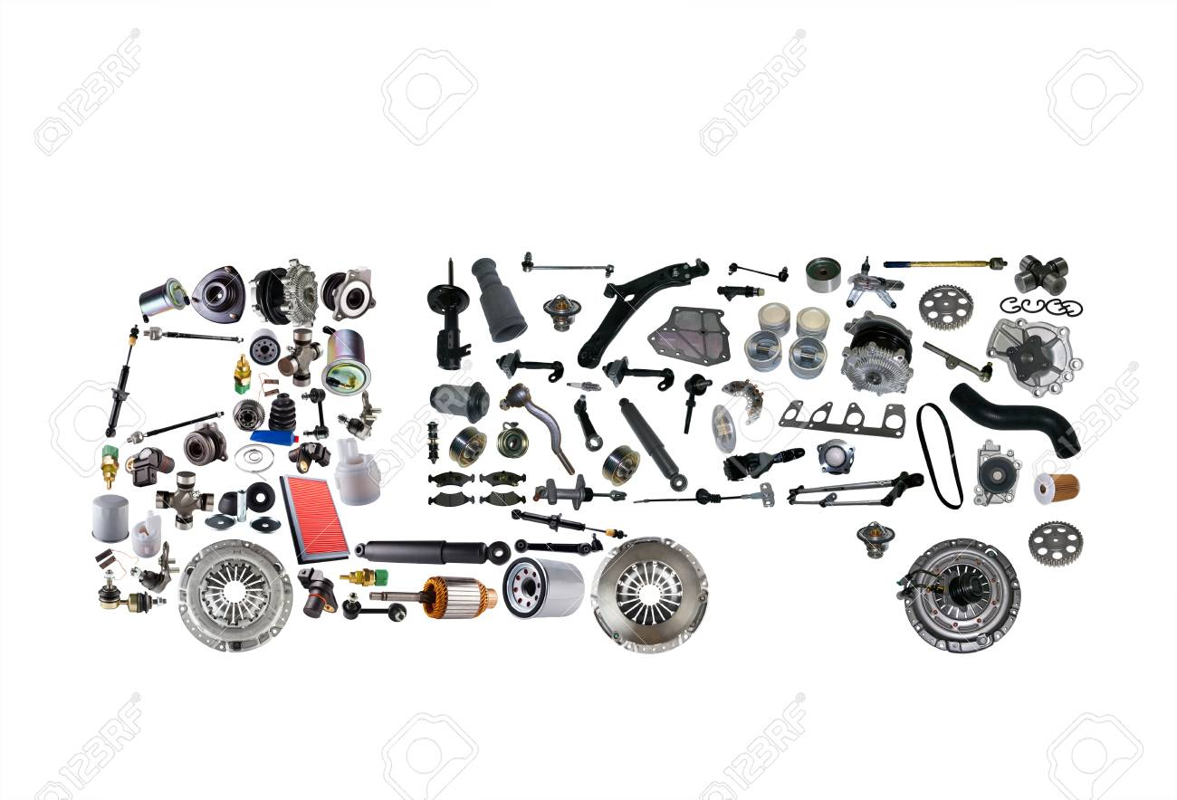 Where to buy spare parts for truck 23